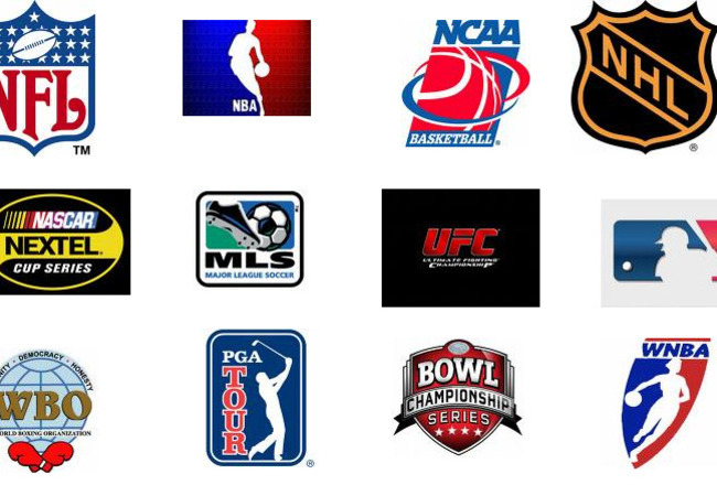 Sports Brand Logos And Names.