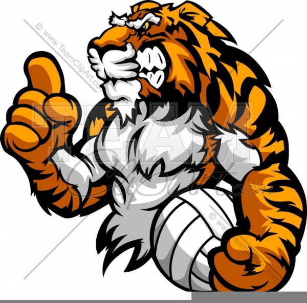 Sports And Mascots Clipart.