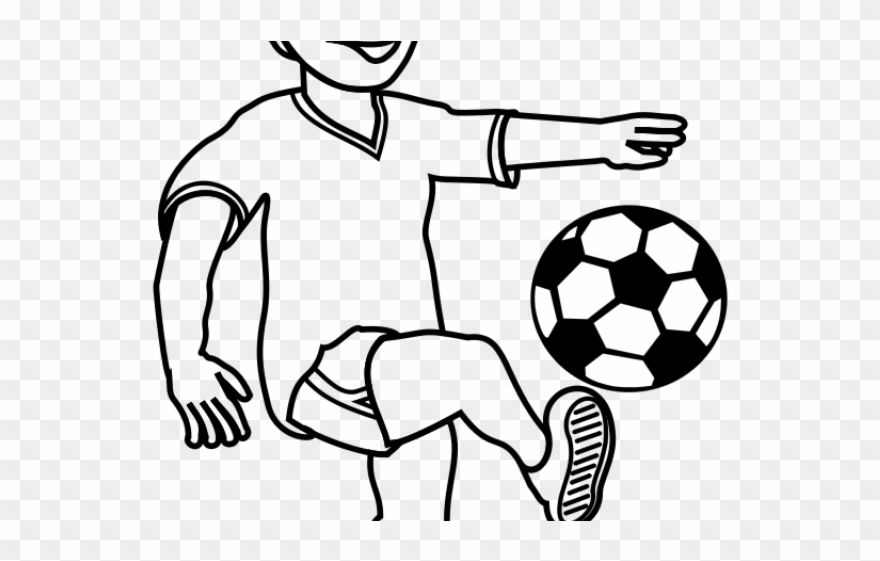 Sports Clipart Outline.