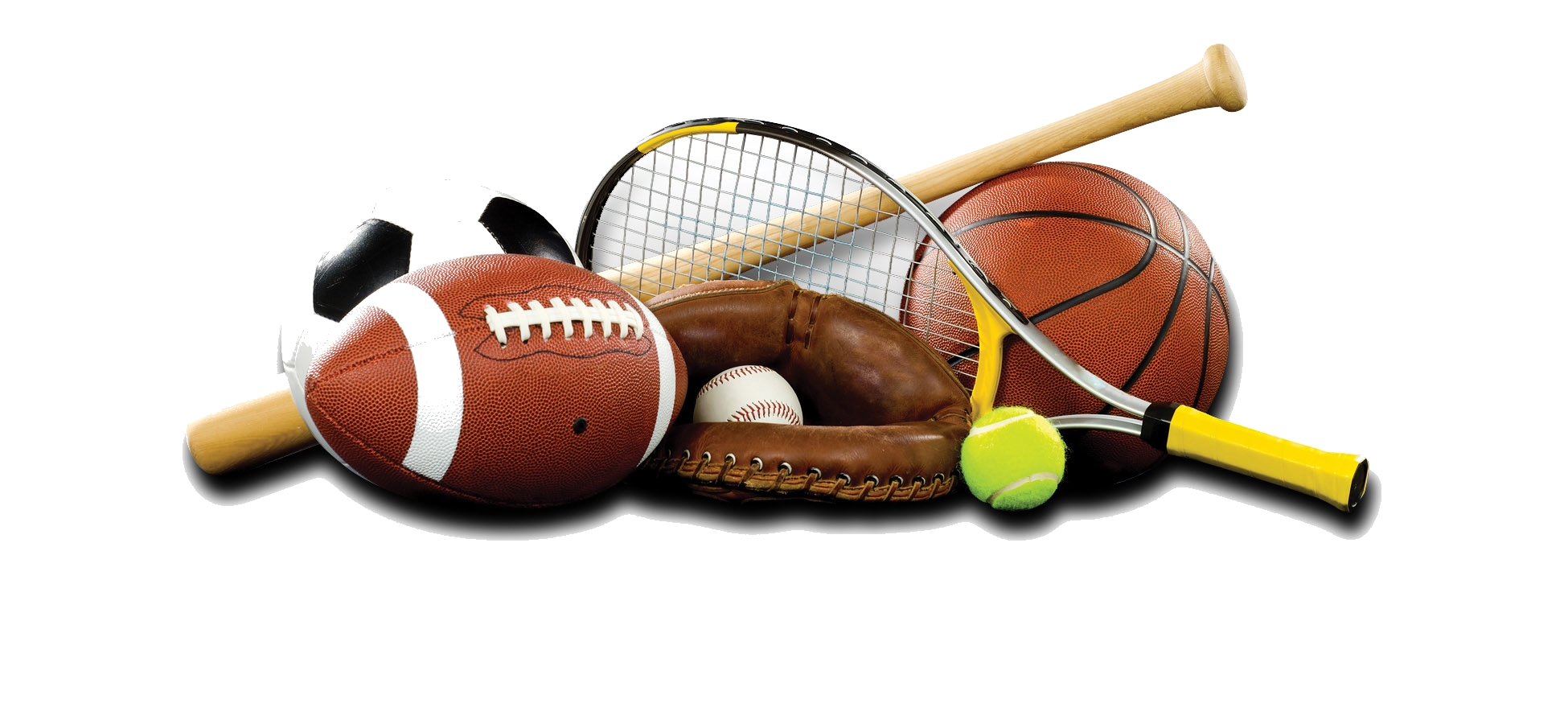 Sports Equipment PNG Images Transparent Free Download.