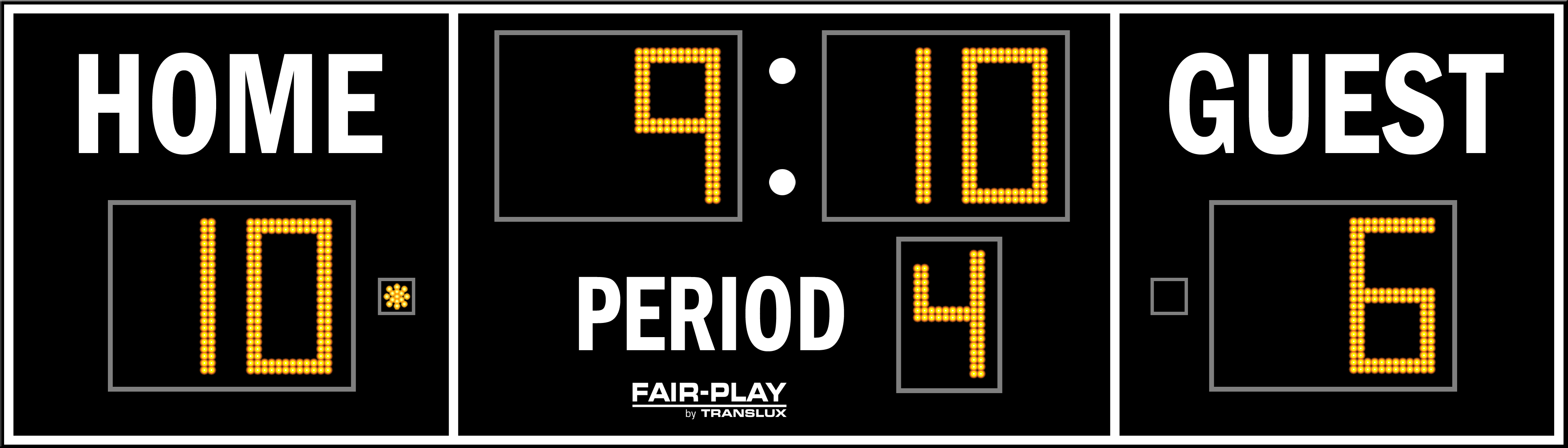 Football Score Clipart.