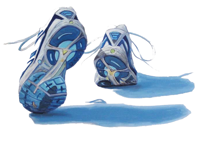 Running Shoes PNG Transparent Images.