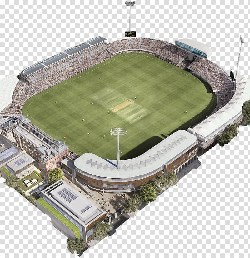 Lord\\\'s Stadium Sports venue, cricket stadium transparent.