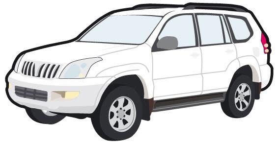 Car Vector Art.