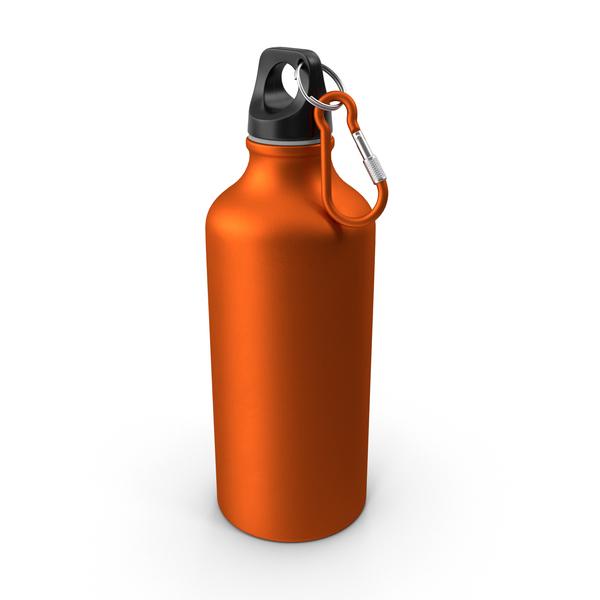 Aluminum Water Bottle 600ml PNG Images & PSDs for.