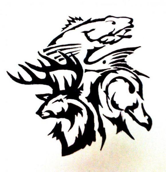 Sportsman Logos.