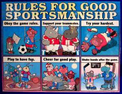 Good Sportsmanship & it's Benefits.
