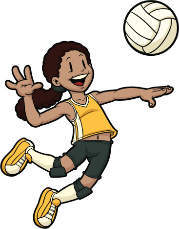 Sporty Clipart.