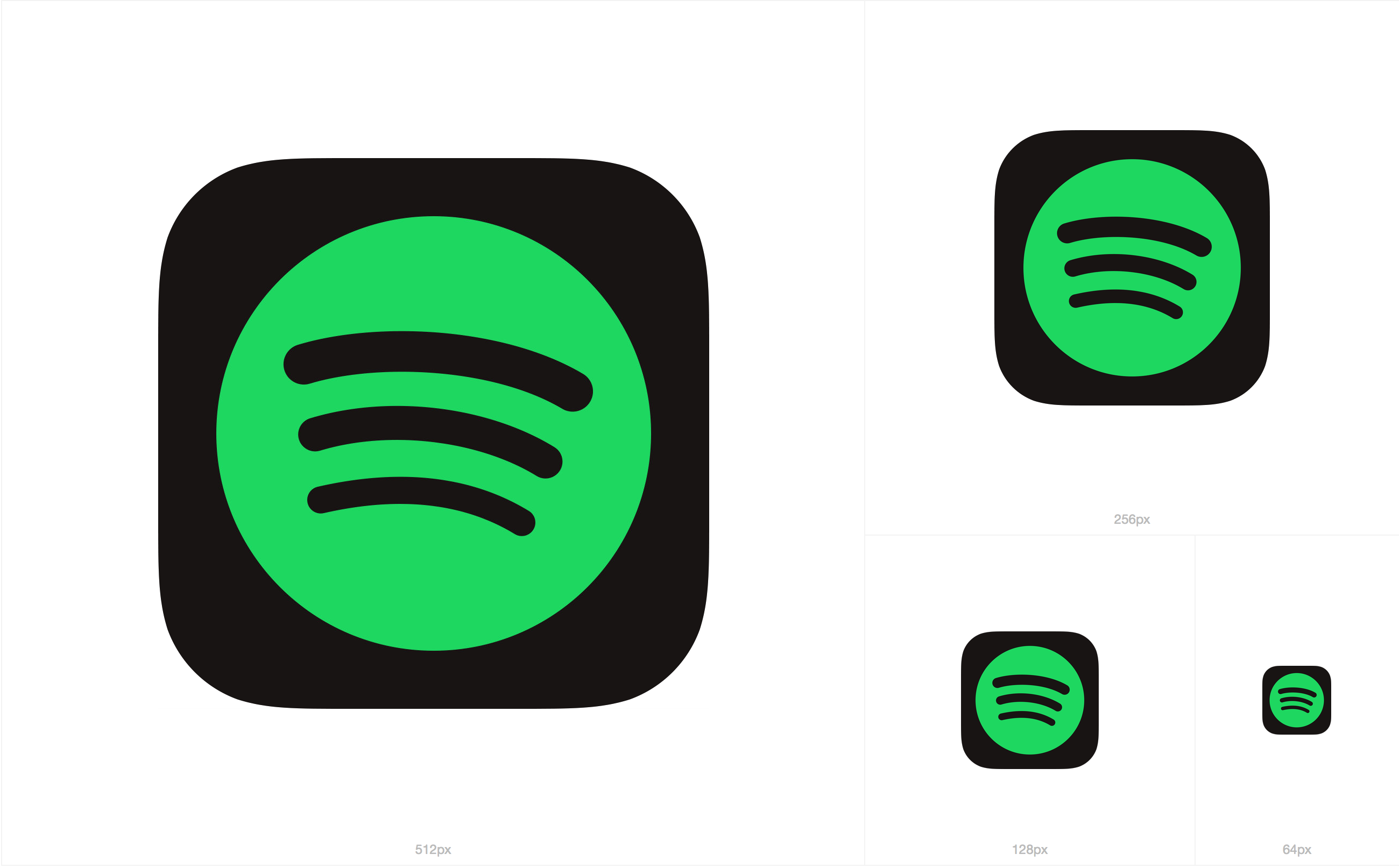 Spotify App Icon.