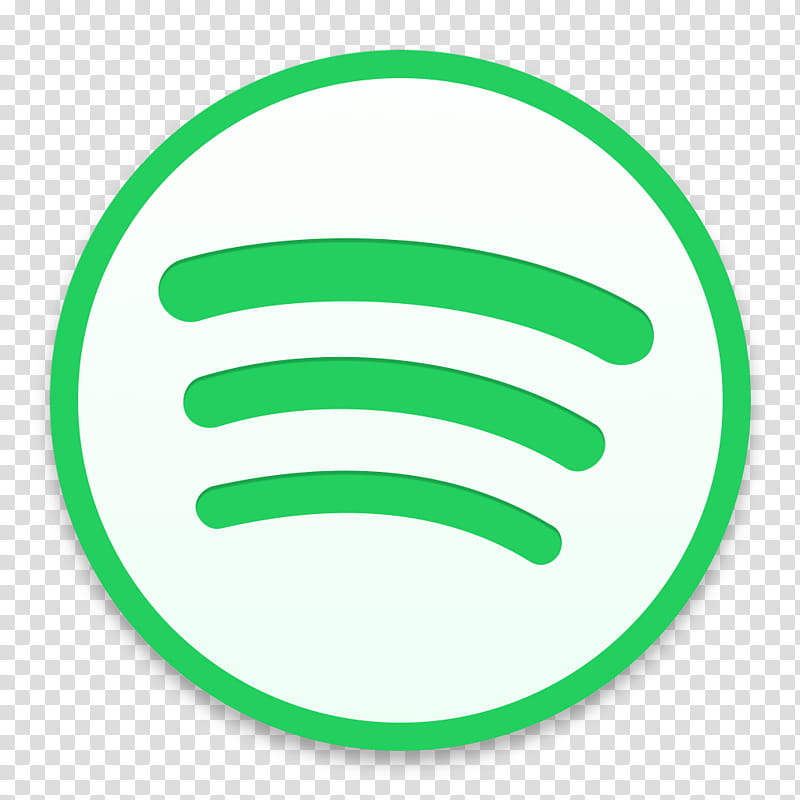 Spotify for OS X El Capitan, Spotify icon transparent.