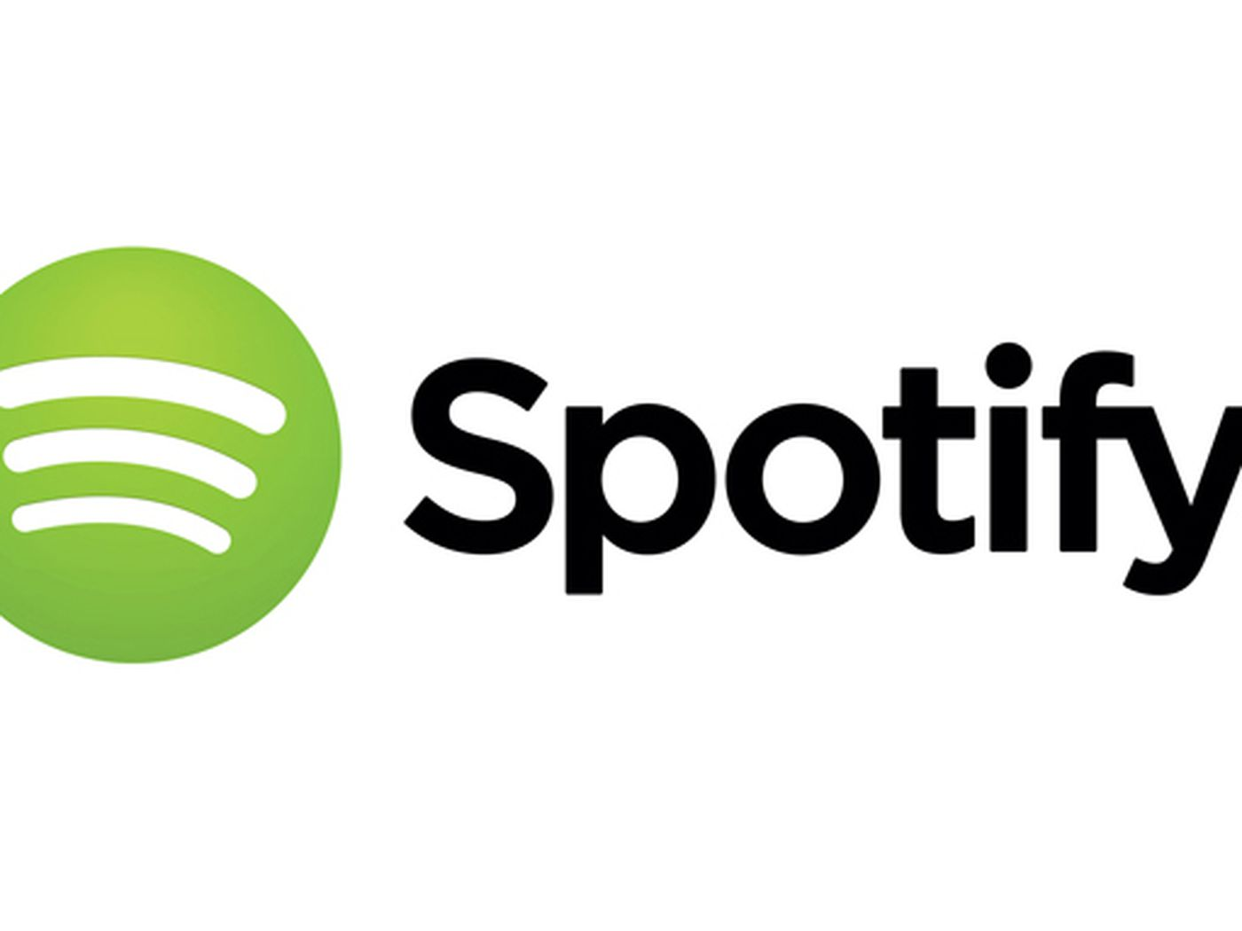 Spotify gets serious with a new, streamlined logo.