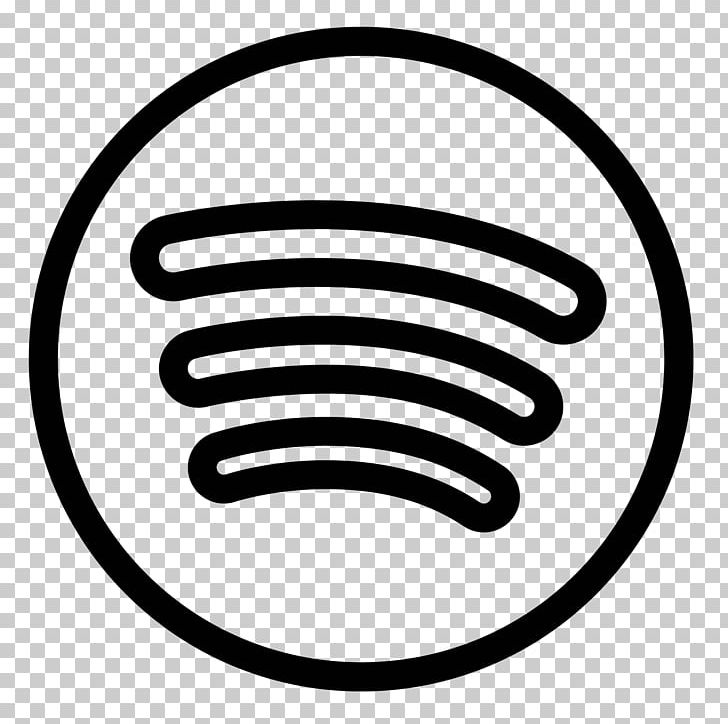 Spotify Computer Icons Music PNG, Clipart, Area, Black And.