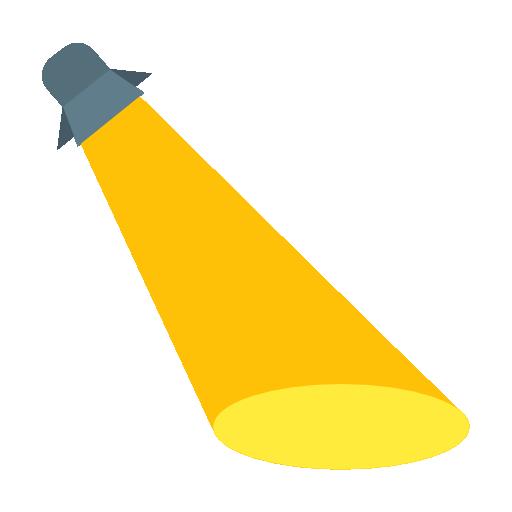 Spotlight Icon Size #35831.