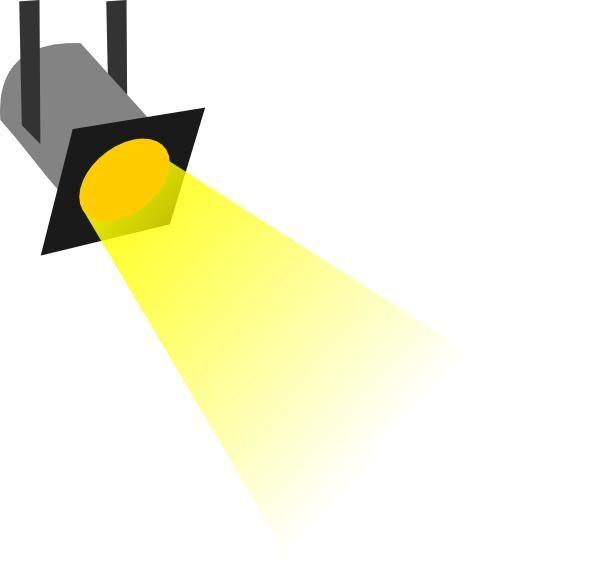 Free Spotlight Image Icon #35841.