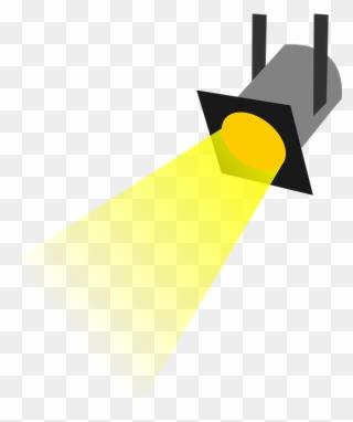 Free PNG Spotlight Clipart Clip Art Download.