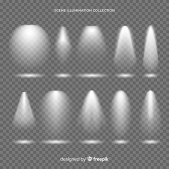 Spotlights Vectors, Photos and PSD files.