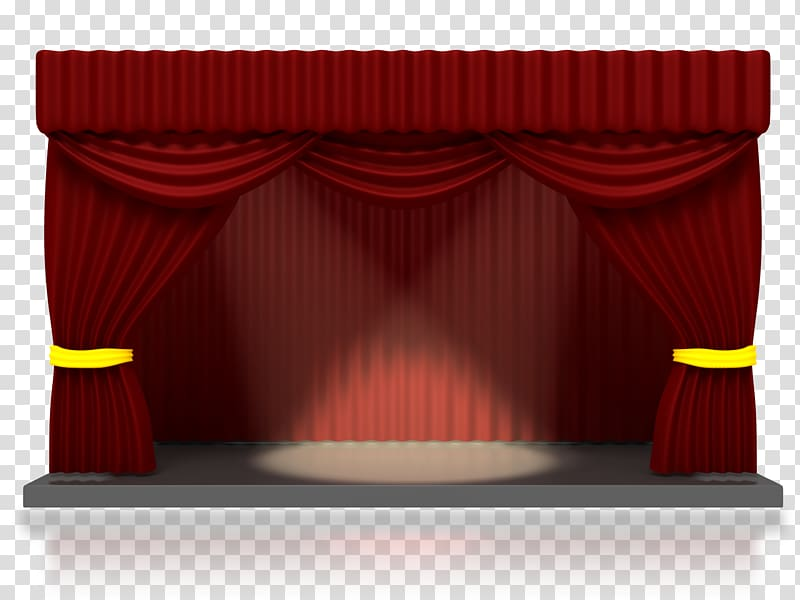 Stage Spotlight Theater Musical theatre, Stage transparent.