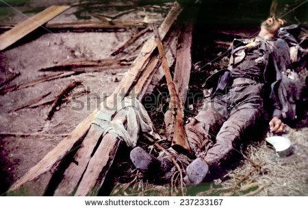 Dead Confederate Stock Photos, Royalty.