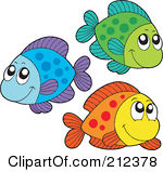 Royalty Free Tropical Fish Illustrations by visekart Page 1.