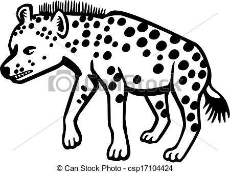 Spotted hyena Illustrations and Clipart. 62 Spotted hyena royalty.