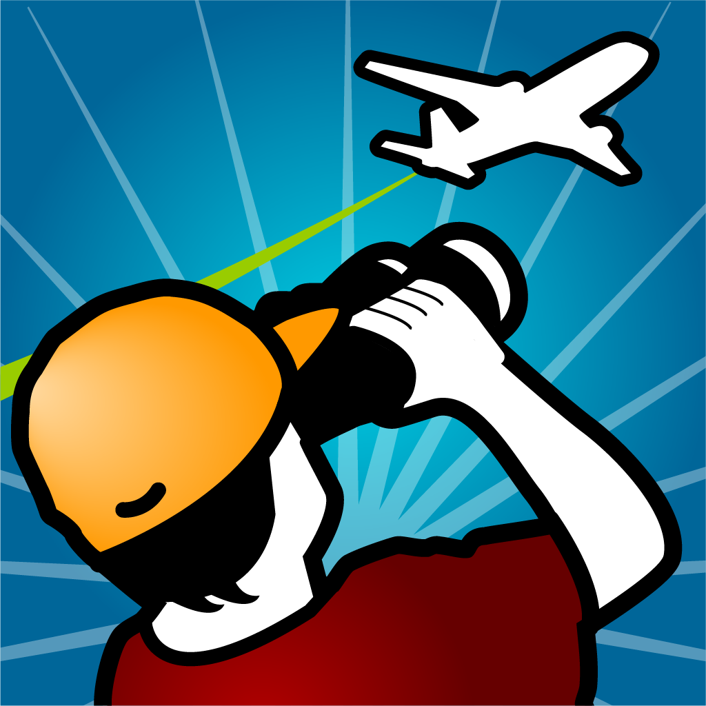 Plane Spotter + Plane Spotting Search Tools.