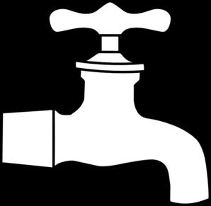 Water spout clip art.
