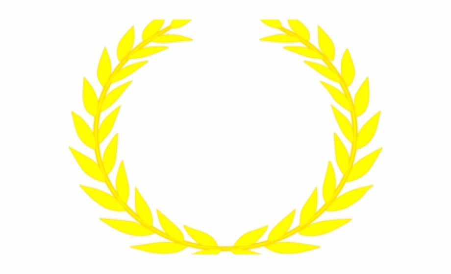 Golden Clipart Gold Leaf Crown.