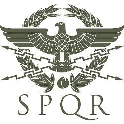 SPQR is an acronym from a Latin phrase, Senātus Populusque.