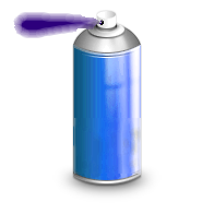 Spray Can PNG Picture #28851.