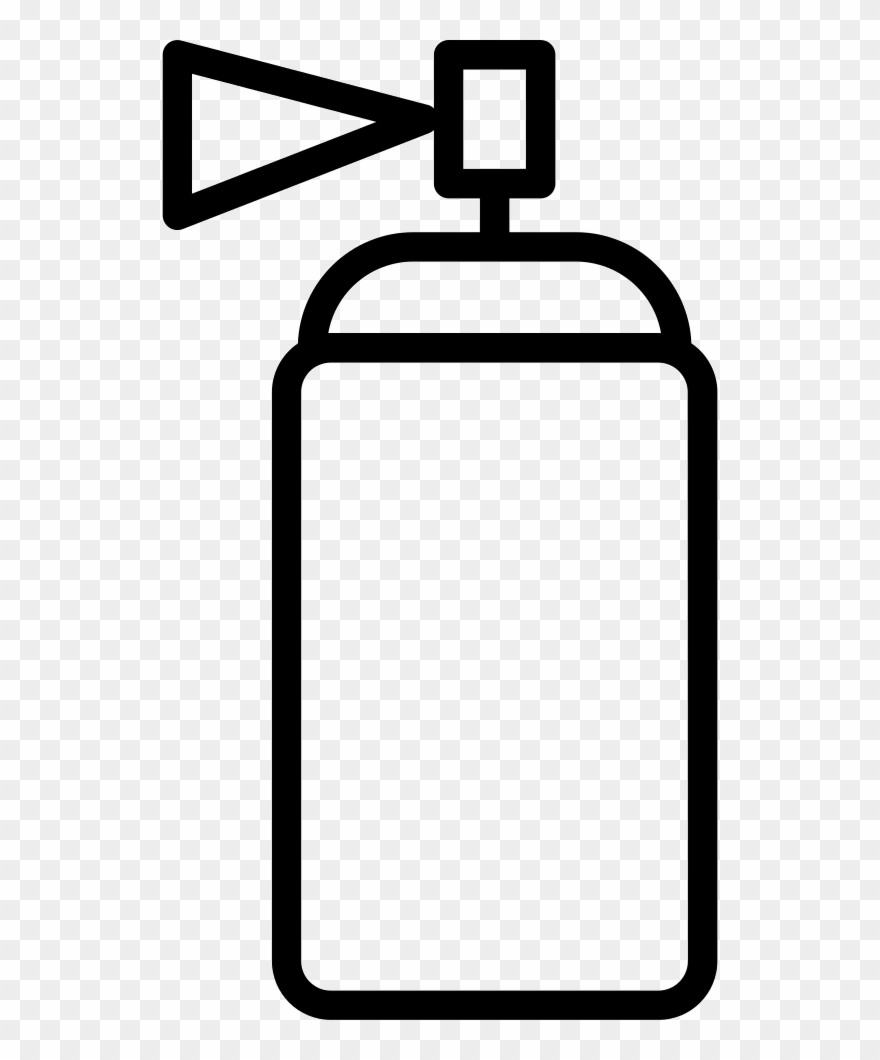 Download Spray Can Png Clipart Aerosol Paint Aerosol.