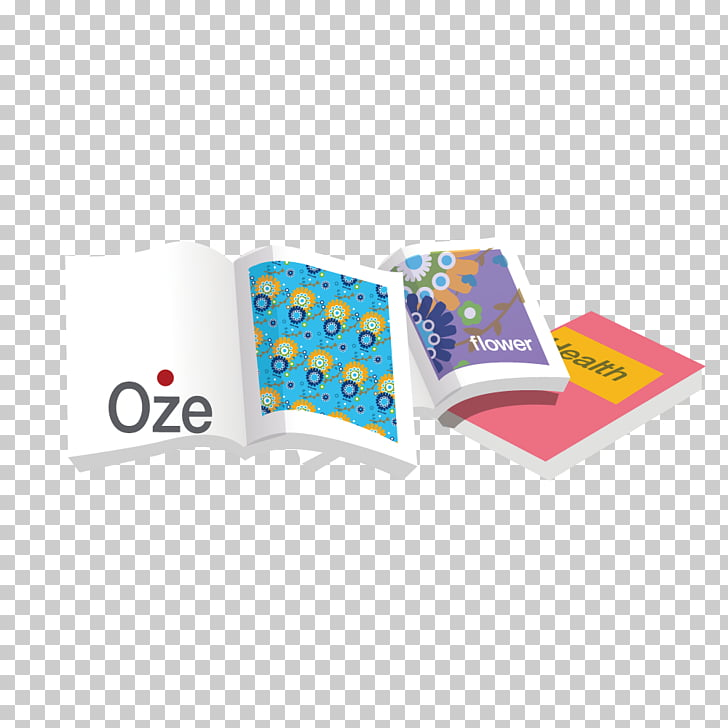 Book Designer, Books magazines spread out PNG clipart.