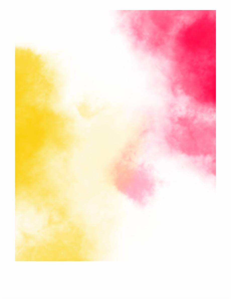 Happy Holi Color Spread Png.