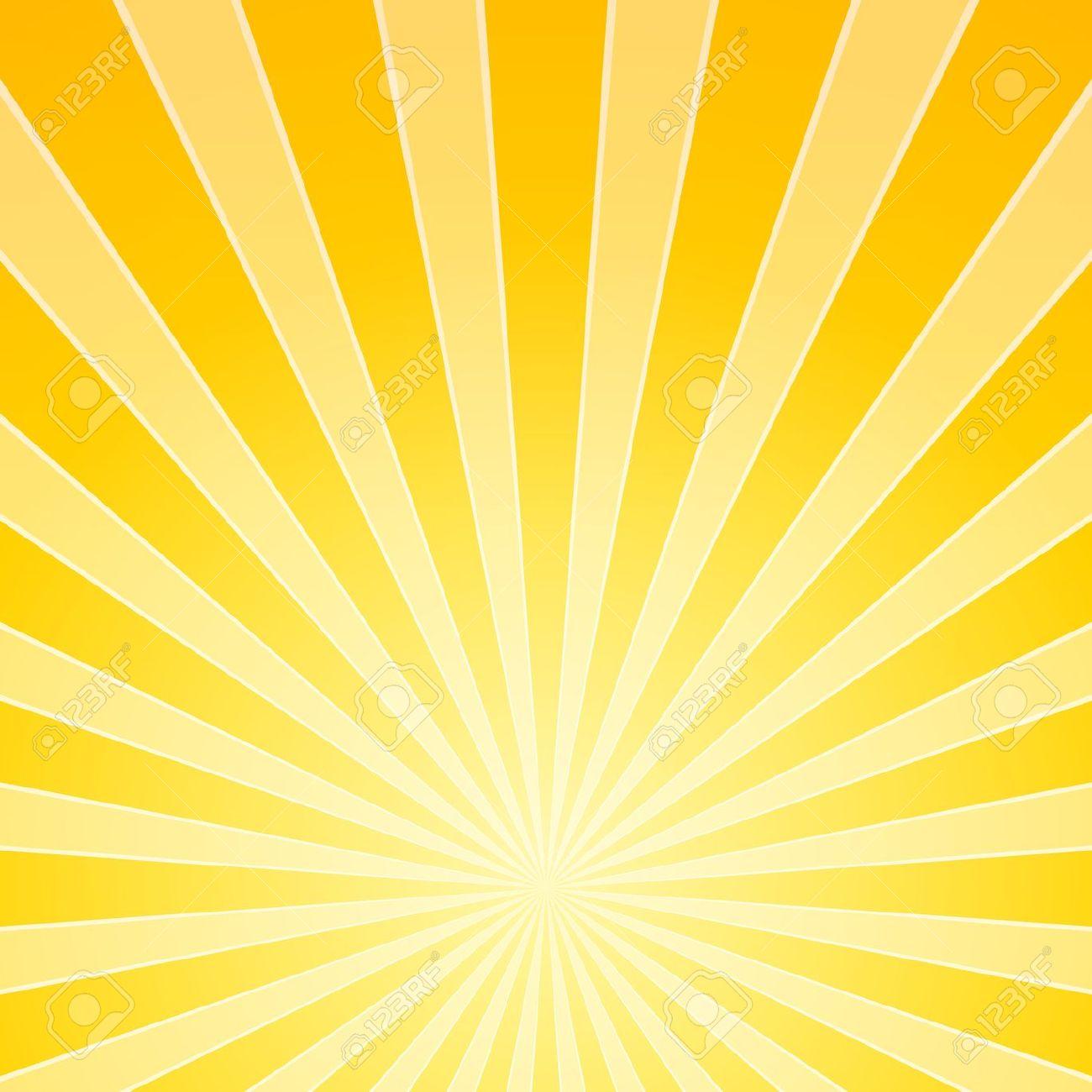 Yellow Rays.