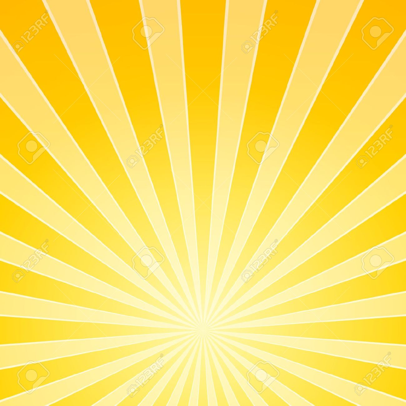 yellow rays vector - photo #12