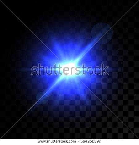 Vector Glowing Light Effect Star Bursts Stock Vector 163002005.