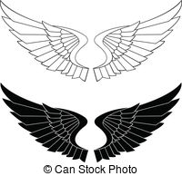 Spread wings Stock Illustrations. 1,634 Spread wings clip art.