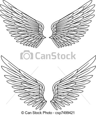 Spreading wings Vector Clip Art EPS Images. 1,216 Spreading wings.