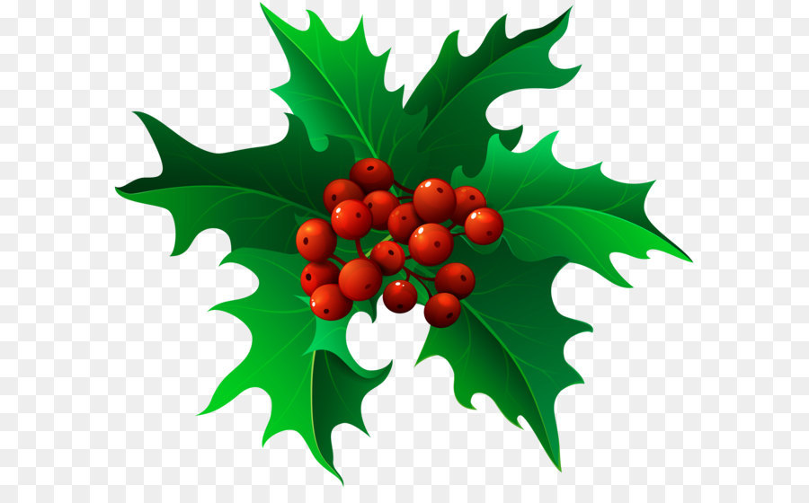Free Christmas Holly Silhouette, Download Free Clip Art.