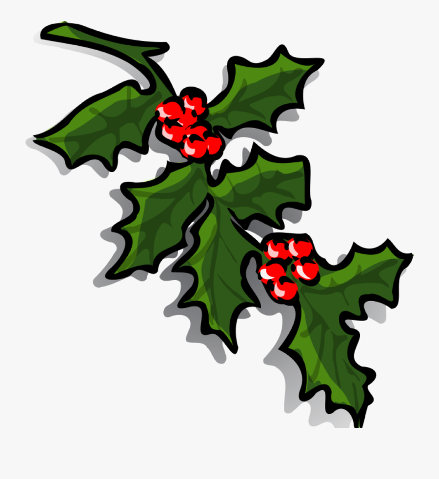 Holly Clip Art Free Free Christmas Clip Art Holly Clipart.