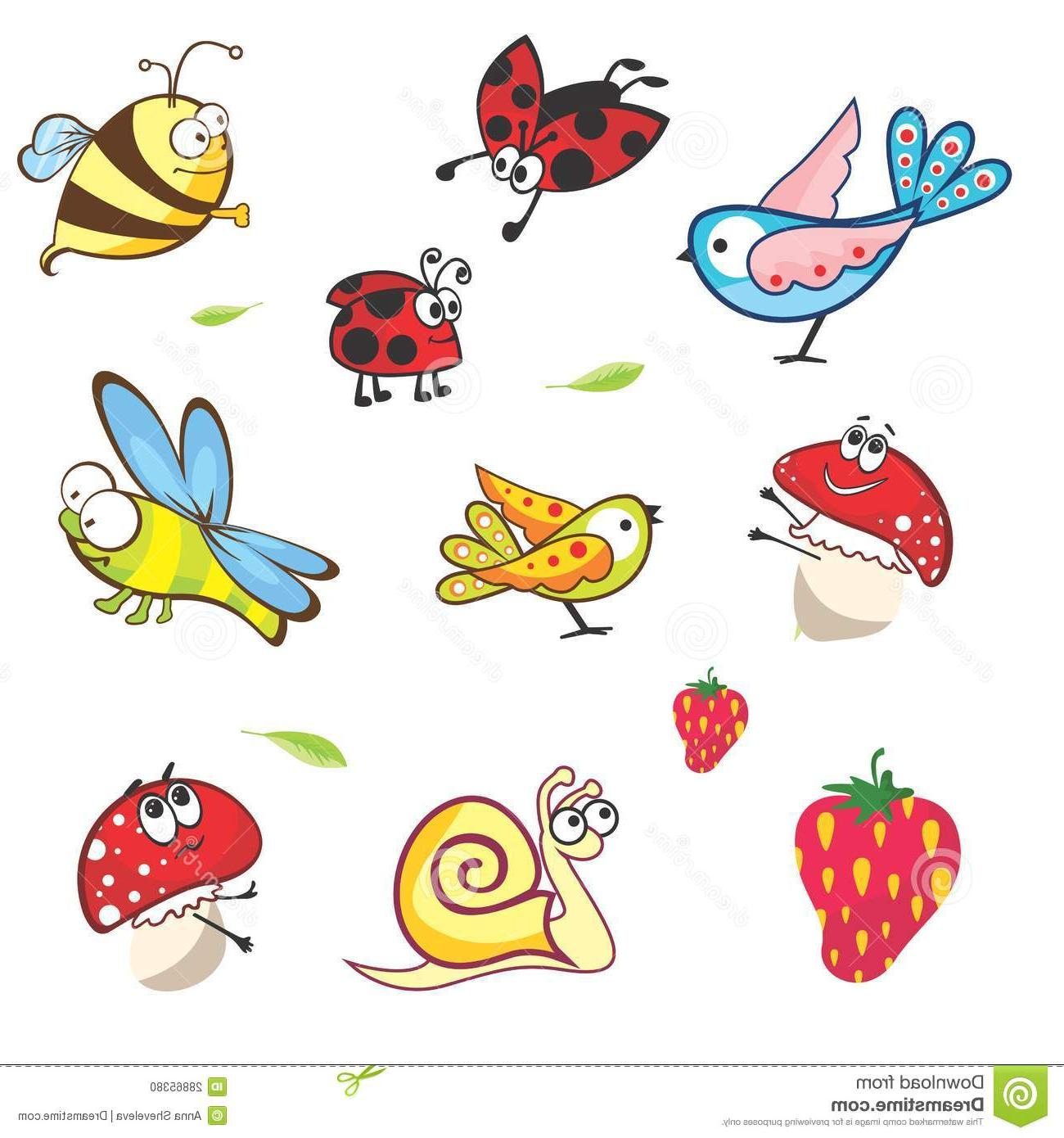 Best HD Spring Baby Animals Vector Pictures » Free Vector.