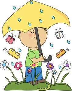 Spring Clip Art For Teachers.