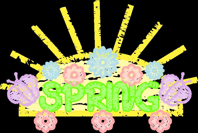 Free Spring Art Work Clip Art.