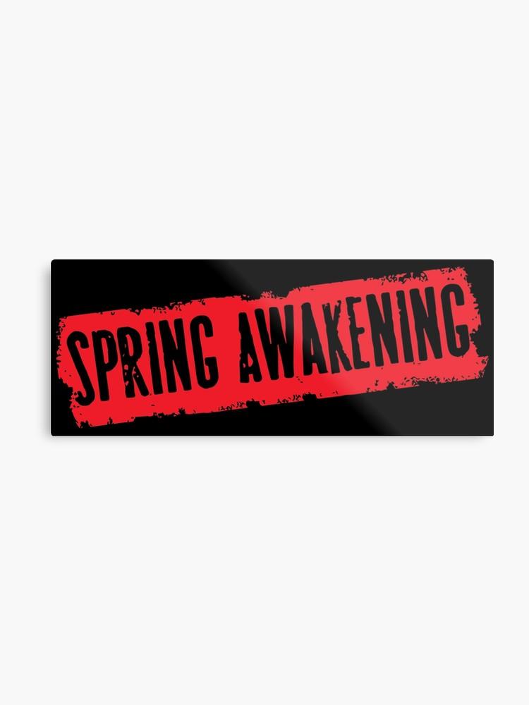 Spring Awakening (logo).
