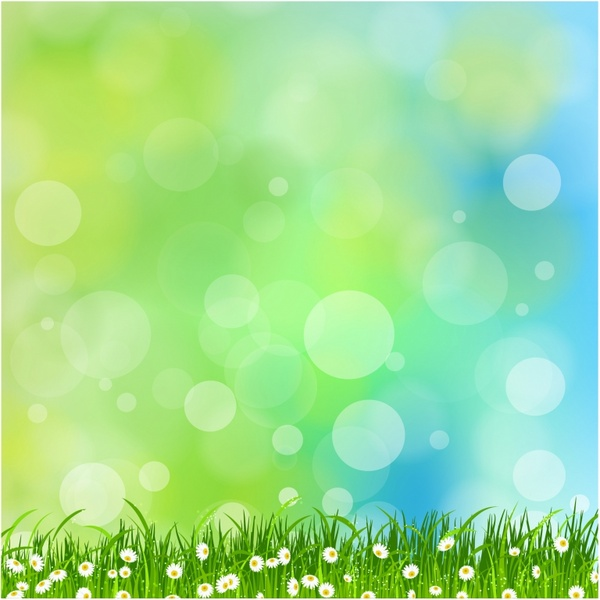 Background  spring clipart