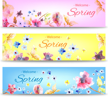 Spring banner clipart free vector download (14,759 Free.