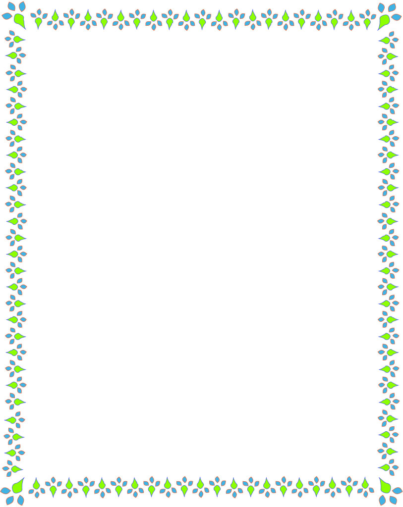 Free Spring Borders Cliparts, Download Free Clip Art, Free.