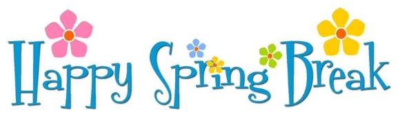 Spring Break Clip Art & Spring Break Clip Art Clip Art Images.