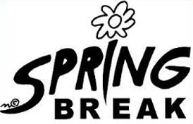 Free Spring Break Clipart.