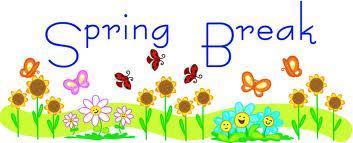 Spring Break for Teachers.