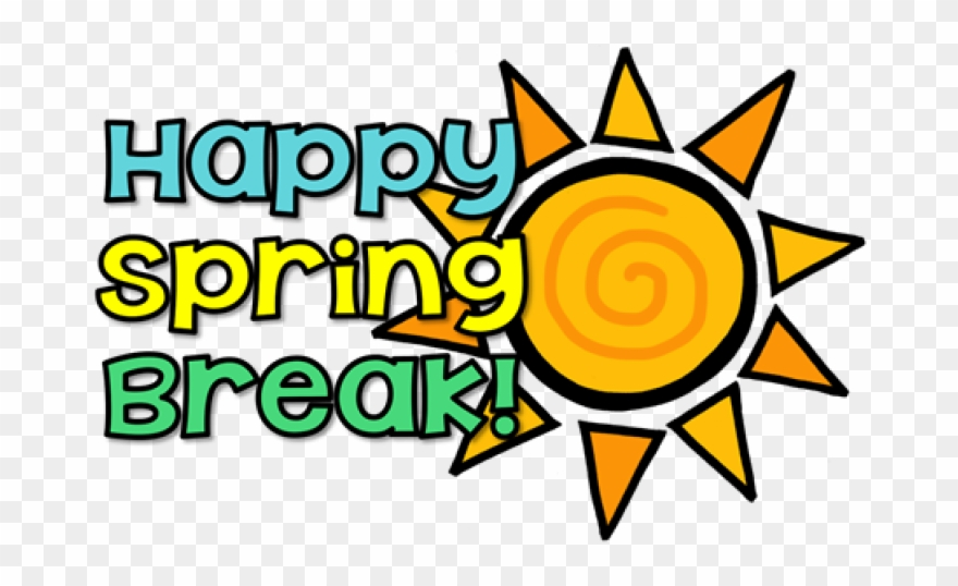 2019 Spring Break Holidays.